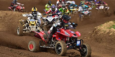 atv motocross mtn dew atv motocross chionship results redbud atv