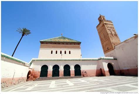 courtyard zaou sidi bel abb photo id 15367 marrakec