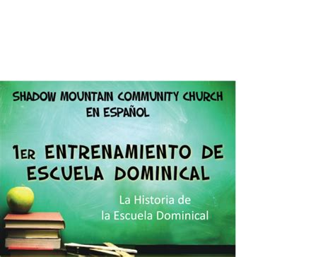 escuela dominical slideshare la importancia de la escuela dominical