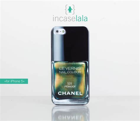 iPhone 5 4/4S case   Chanel nail polish iphone case from ColorLife on Storenvy