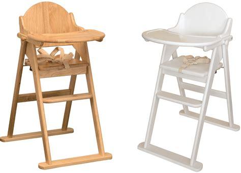 siege pour chaise haute en bois east coast chaise haute pliable en bois solide accessoire