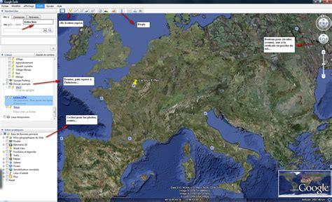 tutoriel pour google earth comment construire  fichier