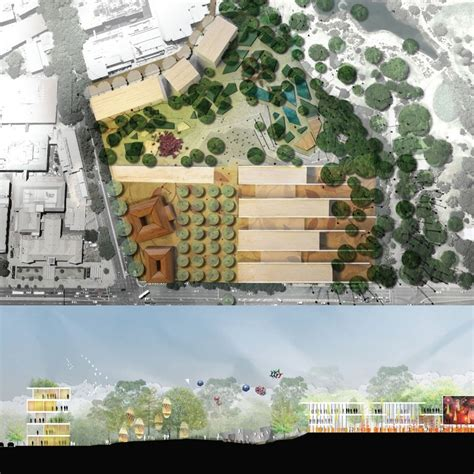 design hospital competition rah site design competition winners announced