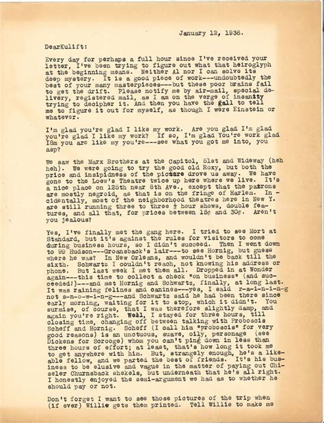 Letter Lovecraft Black Gate 187 Articles 187 Otto Binder On H P Lovecraft And Robert E Howard