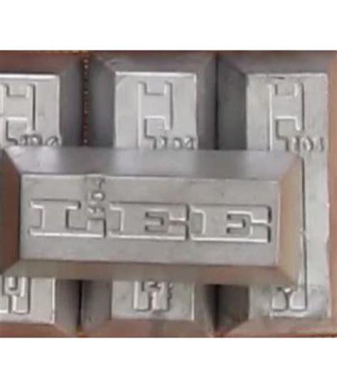 Aluschrott Kg Preis by Blei Schrott Kaufen Metallteile Verbinden