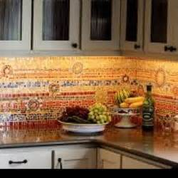 Spanish Tile Kitchen Backsplash Similiar Spanish Backsplash Kitchen Keywords