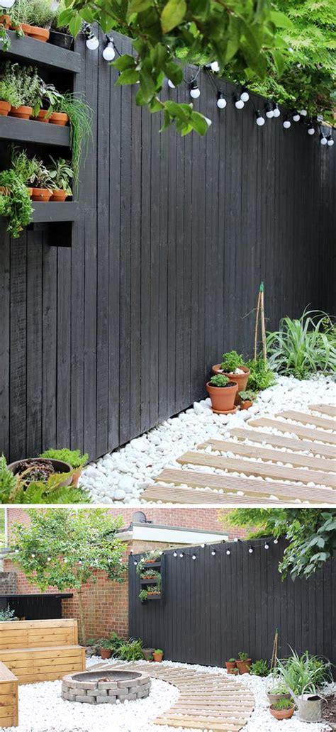 cool ideas  decorate  home  white gravel
