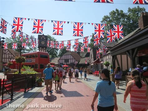 Busch Gardens Theme Park by Theme Park Archive Busch Gardens Williamsburg 2014