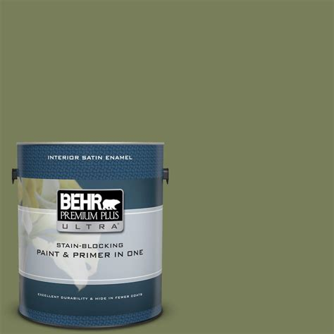 behr premium plus ultra 1 gal 410f 6 grape vine satin
