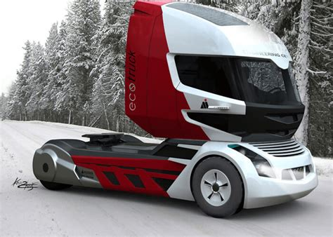 truck concept 7 concept trucks of the future cdllife