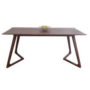 Dining Table Retro Libra Wood Retro Style Dining Table From Fusion Living