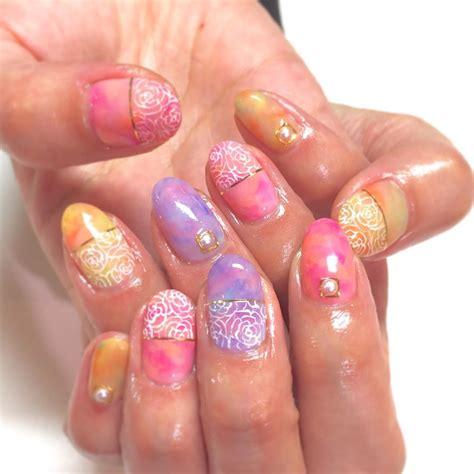 spring acrylic nail designs ideas design trends
