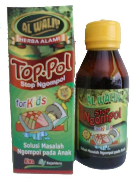 madu stop ngompol al waly 150 gr pusat grosir herbal