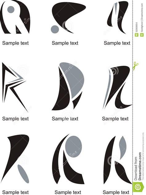 letter r logo stock images image 32069954