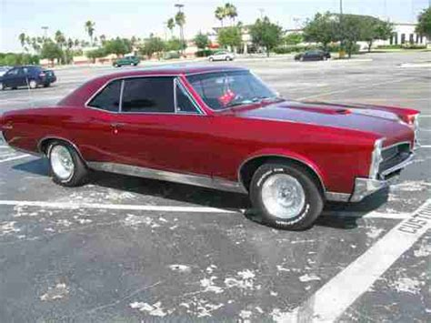 sell   gto  speed real  kandy apple red metalic