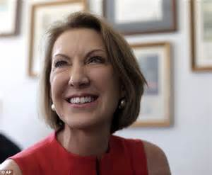 trump slights rival carly fiorinas looks look at that donald trump refuses to back down over look at that face