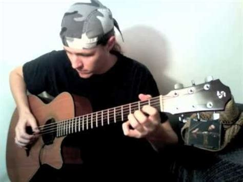 (Kenny Chesney) Me And You   Bryan Rason   Fingerstyle