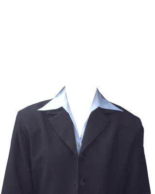 formal attire template suit