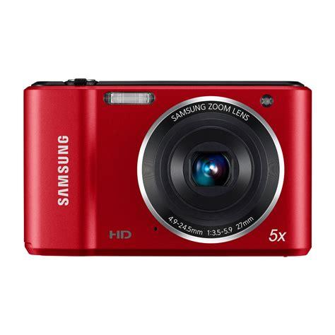 Kamera Samsung Hd 5x Samsung St66 14 Megapixels 5x Zoom Hd Digital Clickbd