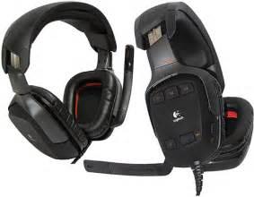 Headset Logitech G35 logitech g35 review everything usb