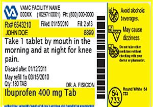 The Gallery For Gt Prescription Label Template Medication Label Template