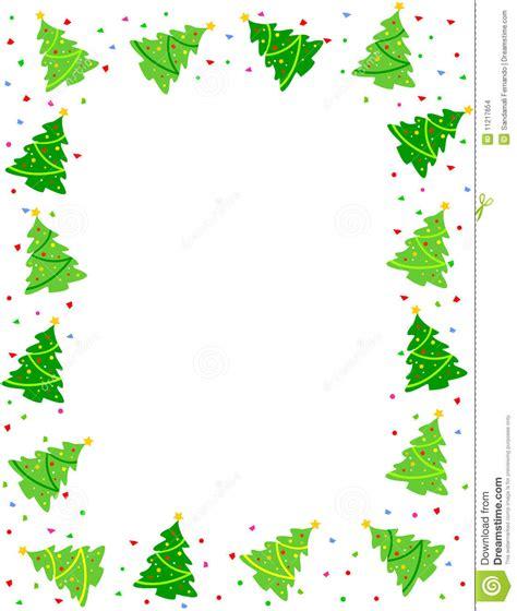free printable christmas border clipart 62