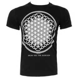 Tshirt Bring Me The Horizon Black 2 bring me the horizon sempiternal t shirt official bmth