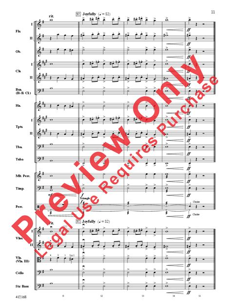 Tidings Of Comfort And Song by Tidings Of Comfort And Arr Michael Story J W Pepper Sheet