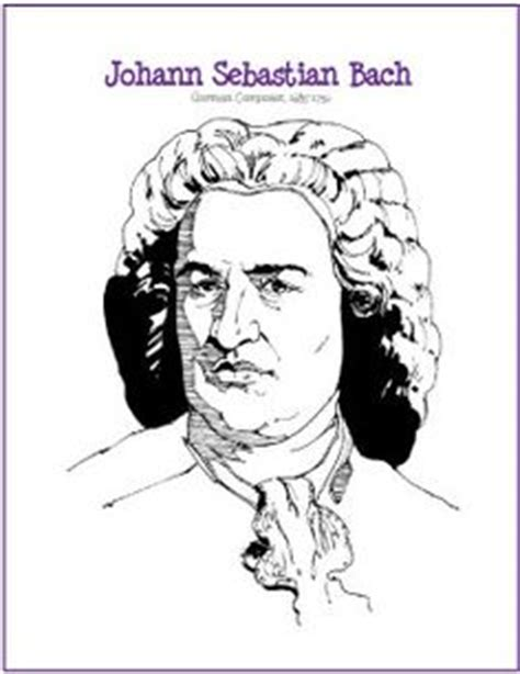 music composer coloring pages 1000 images about composers and music history on