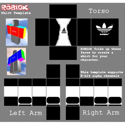 roblox tshirt template roblox t shirt template adidas t shirt roblox roblox
