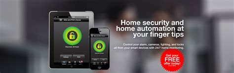 smart home security banner