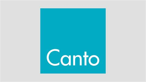 Canto For A canto the leader in digital asset management solutions