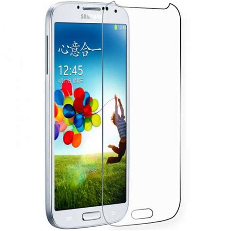 Tempered Glass Samsung Galaxy S4 tempered glass screen protector for samsung galaxy s4