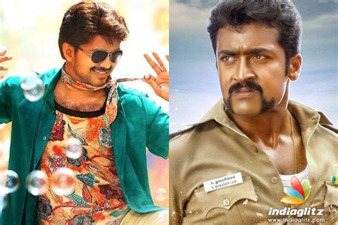 vijay or suriya who is top tamil cinema news vijay suriya in an epic repeat clash tamil movie news