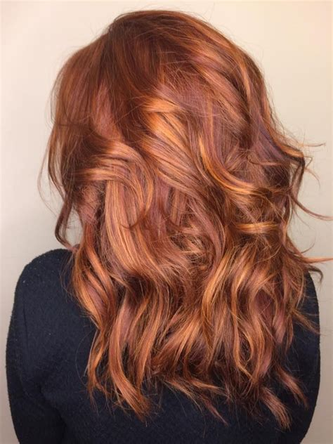 copper red ombre hair balayage best 25 fall hair caramel ideas on pinterest fall hair