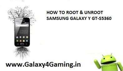how to root unroot a samsung galaxy ace no pc apps directories how to root unroot samsung galaxy y s5360 the pro android