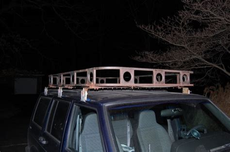Con Ferr Roof Rack by Con Ferr Roof Rack Jeep Forum