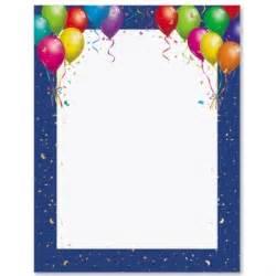 happy balloons specialty border papers paperdirct