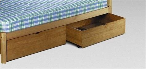 The Bed Drawers On Wheels by 2 X Underbed Drawers Wood Pine Wooden Storage Draws Bed