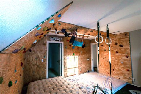photo gallery show   woody  home climbing walls