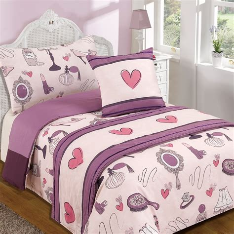 Single Bed Comforter Set Childrens Bed In A Bag Quilt Duvet Cover Bedding Set In Single Sizes Ebay