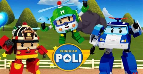 Film Kartun Poli | mewarnai gambar robocar poli mewarnai gambar