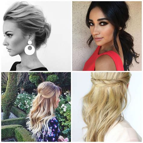 Hairstyles To Wear As A Guest To A Wedding 4 no fuss hairstyles to wear to a wedding the