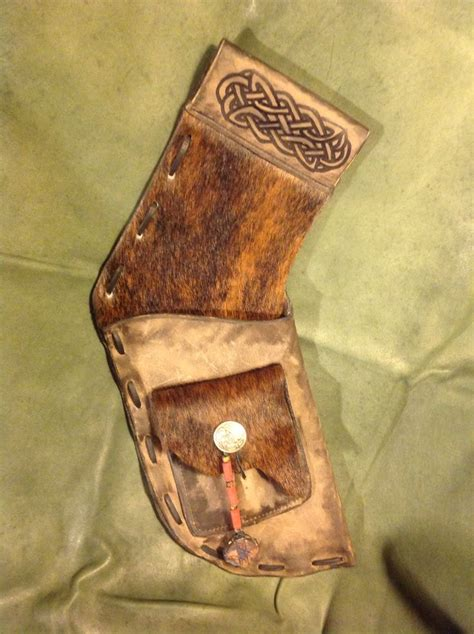 Handmade Leather Quivers - 1000 images about centauride leather archery quivers on