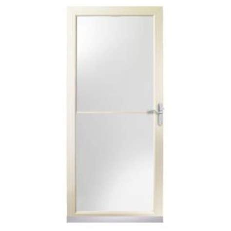 Andersen 3000 Door by Andersen 3000 Series 36 In Almond Self Storing Truscene