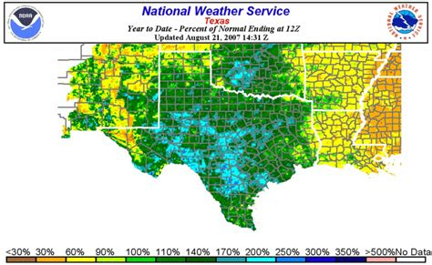 texas rainfall map weather tx map