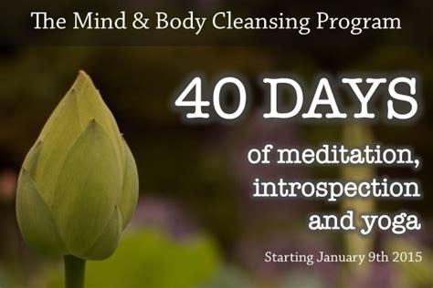 Detox Your Mind For Entrepreneurs Program by The Mind Cleansing Program 40 Days Of Meditation