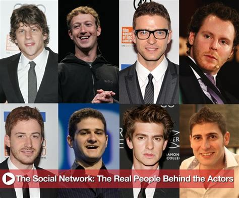 the social cast image gallery network movie actors