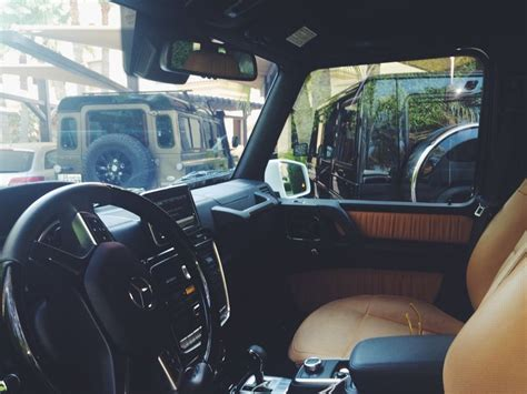 17 best ideas about mercedes g wagon interior on