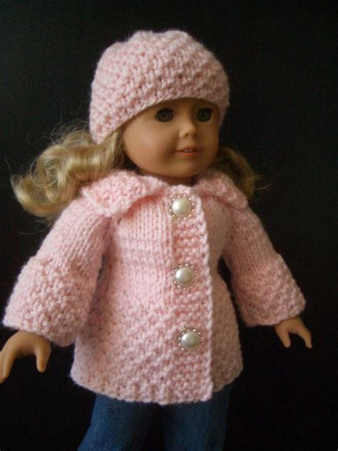 knitted doll clothes patterns free dolls clothes knitting patterns free search engine